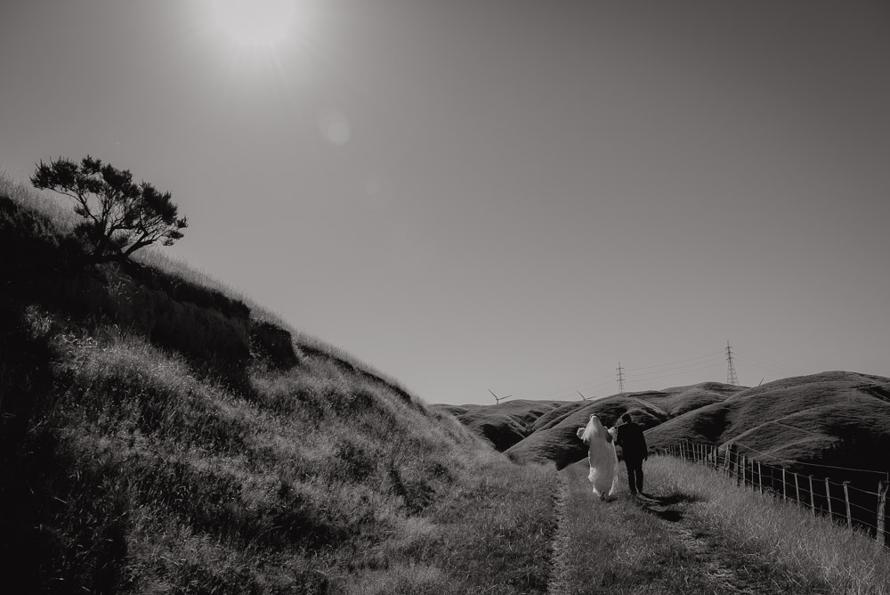 Wedding photography Ohariu Farm