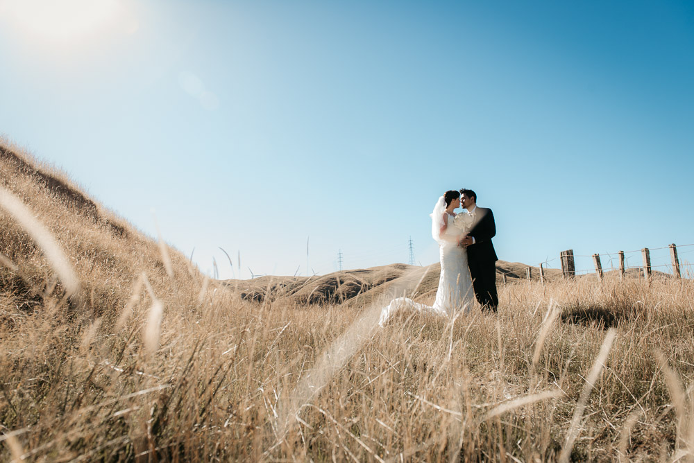 Wedding photography - Ohariu Farm