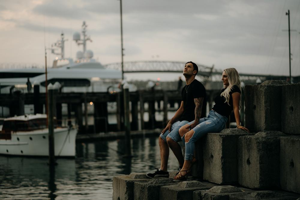 Silo Park, Auckland wedding photographer