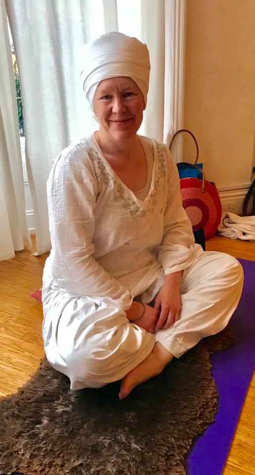 Nam Prakash Kaur offers the power and wisdom of Kundalini Yoga