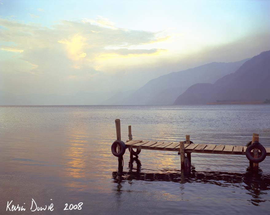 The Jetty, Lake Atitilan, Guatemala