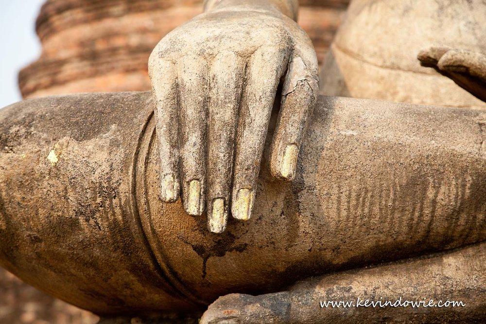 Golden fingernails, Sukhothai