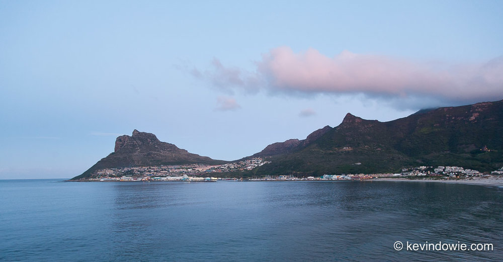 Dawn, Hout Bay, Capetown, South Africa