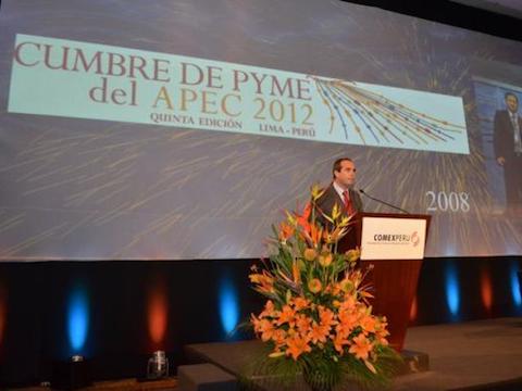 Presentación de Samcorp en la Cumbre de PYME APEC 2012   -Cumbre PYME APEC, 23/08/2012   Presentación de José Sam en la Cumbre PYME APEC sobre Samcorp y la empresa familiar.    Seguir leyendo