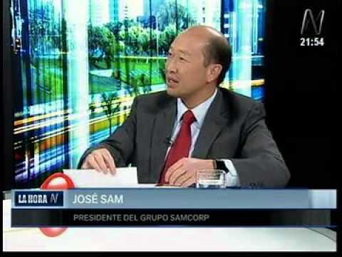 """Entrevista a José Sam en """"La Hora N"""" (Canal N) con Jaime de Althaus   -La Hora N, 23/10/2013   El Perú no ha aprovechado el nivel de relación que tiene con la China, que es de alianza estratégica integral.    Seguir leyendo"""