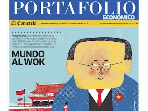 El dragón se transforma: Una mirada a la economía más agresiva del mundo   -El Comercio, 20/10/2013   El Comercio y SinoLatam Forum convocaron a una mesa redonda en el marco del SinoLATAM Forum 2013.    Seguir leyendo