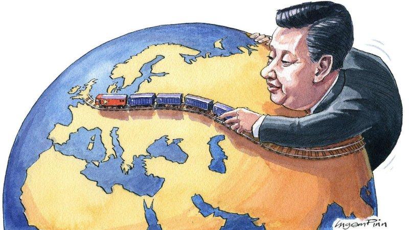 """Los trenes de China avanzan en el mundo   -Lampadia, 25/07/2017   Intervención en el  SinoLATAM Forum:""""Una alianza estratégica para el desarrollo""""del Consejero Político de la Embajada de China en el Perú, Zhang Yanhui,sobre ferrocarril transoceánico.    Seguir leyendo"""