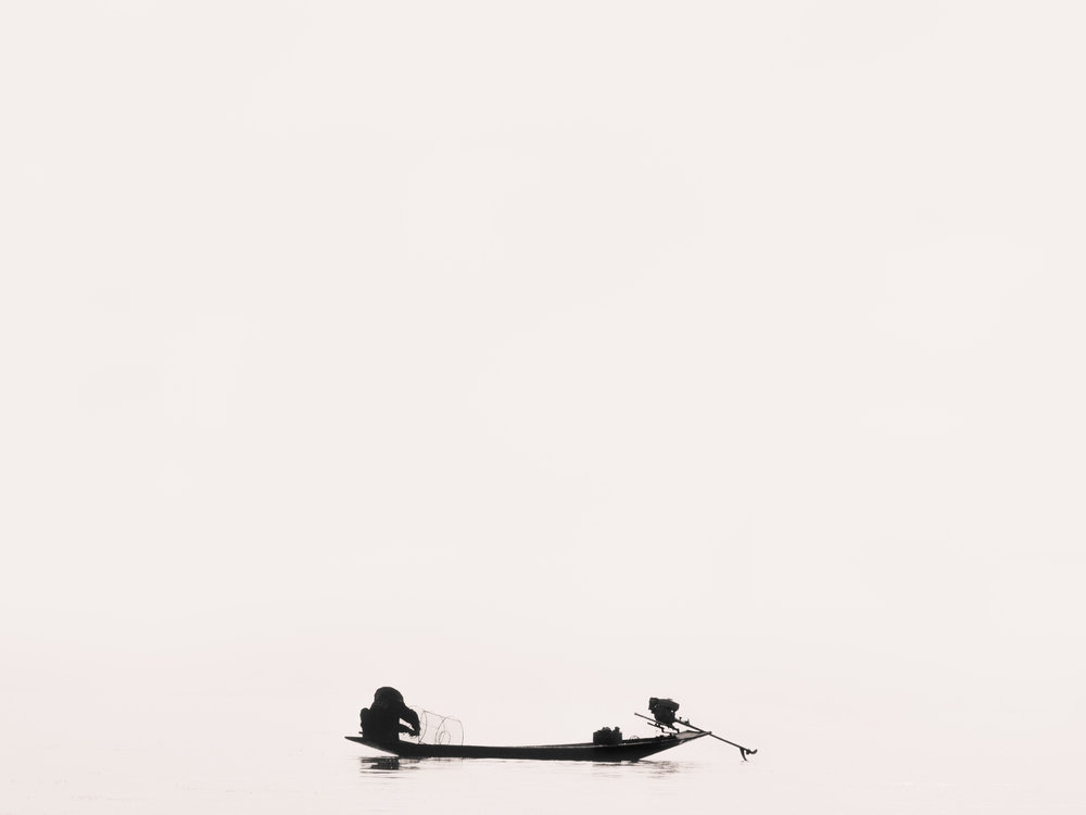 INLE LAKE - 2015