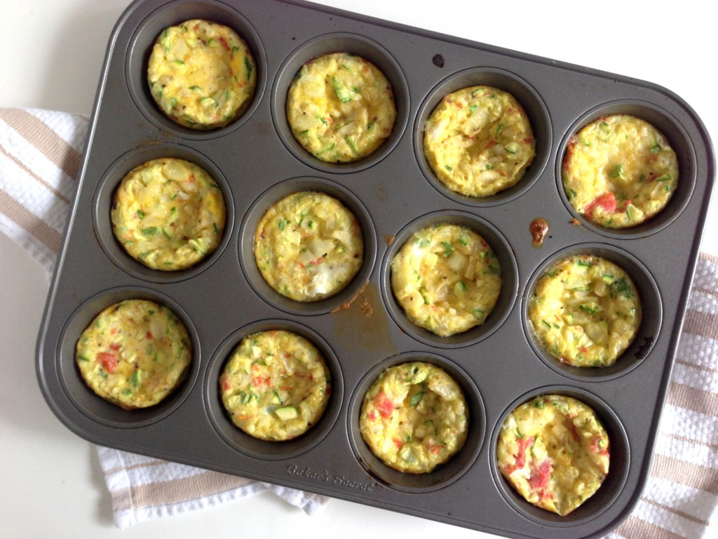 gluten-free breakfast, breakfast, brunch, recipe, healthy recipe, gluten-free breakfast recipe, mini frittatas, mini fritatta
