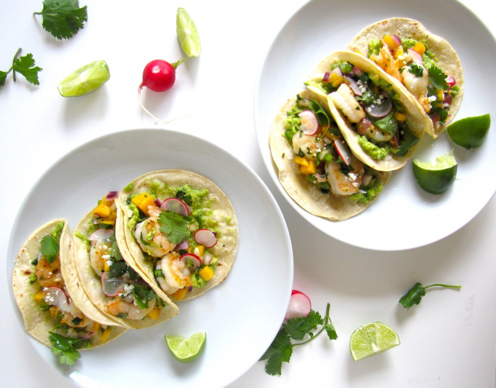 Shrimp Tacos with Mango Salsa, tacos,mexican recipe, healthy mexican recipe, gluten-free, gluten-free recipe, healthy recipe, recipes, seafood, shrimp recipe, shrimp, mango salsa