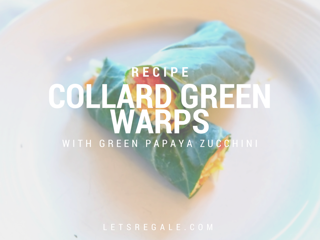 COLLARD GREEN WARPS