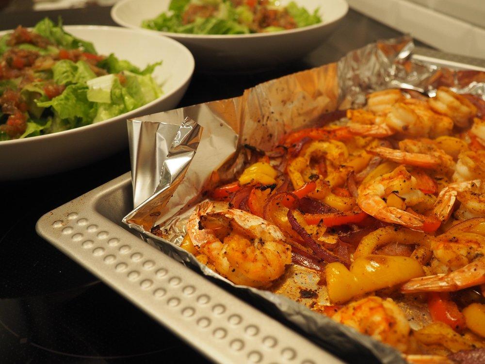 Naked Shrimp Fajitas_letsregale.com_7