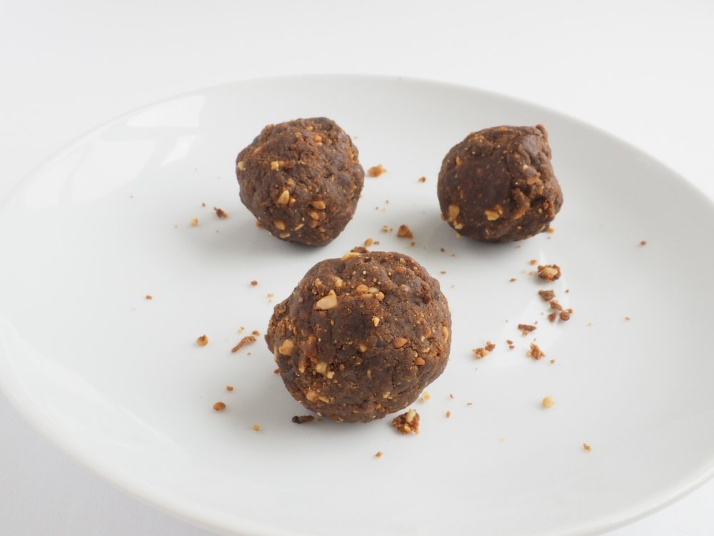 Peanut Butter Chocolate Chip Power Balls6