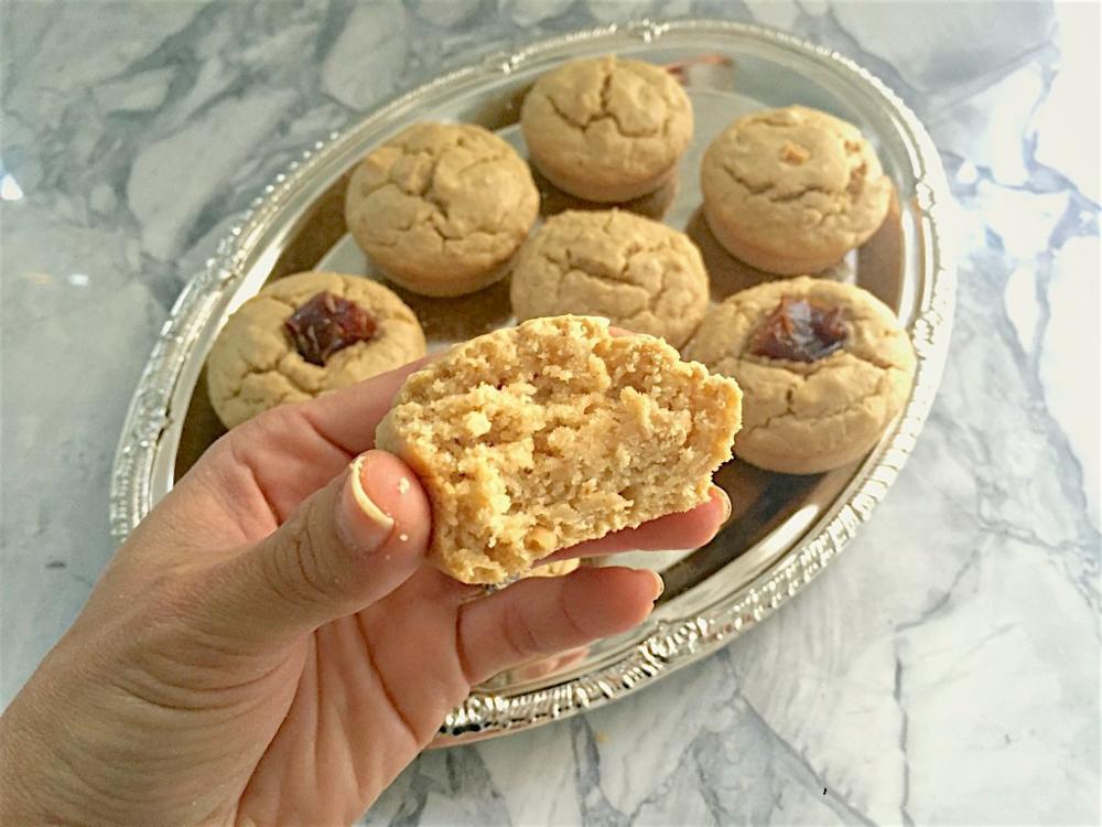 Peanut Butter Muffins letsregale.com 3