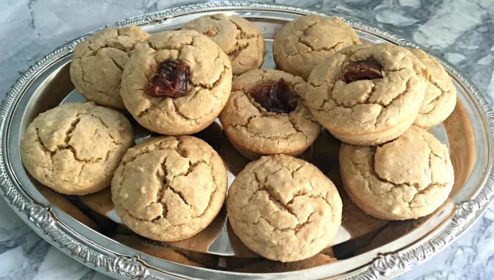 Peanut Butter Muffins letsregale.com 6