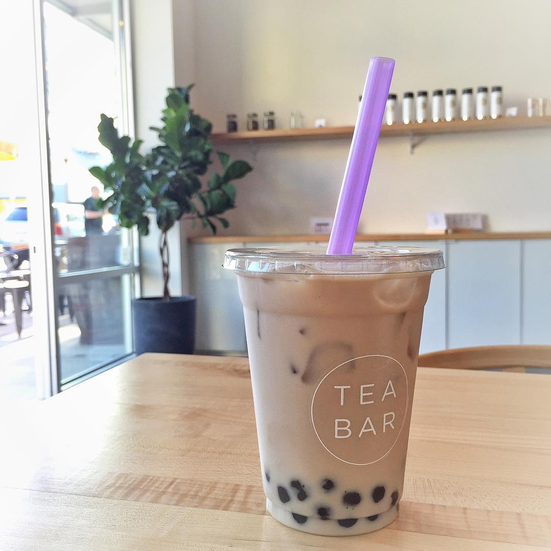 Where To Drink Bubble Tea in Portland