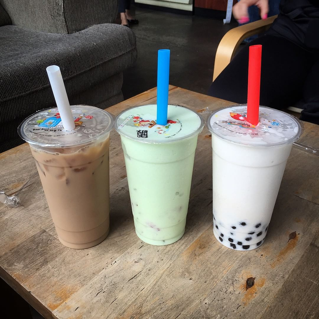 Where To Drink Bubble Tea in Portland_2