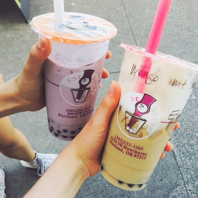 Where To Drink Bubble Tea in Portland_5