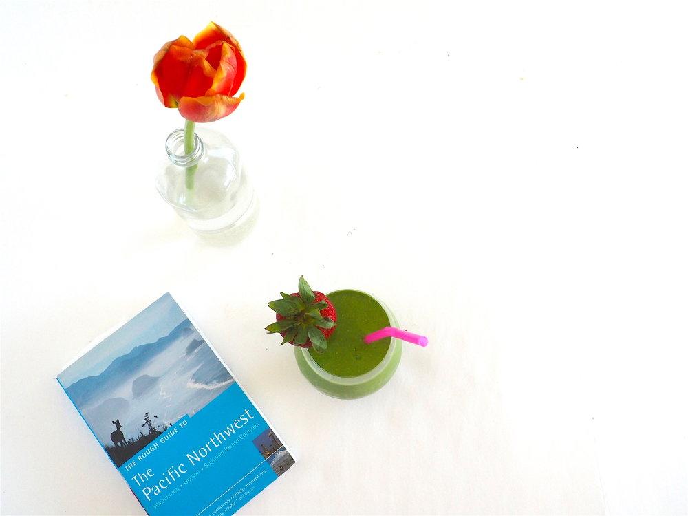 detox smoothie | letsregale.com