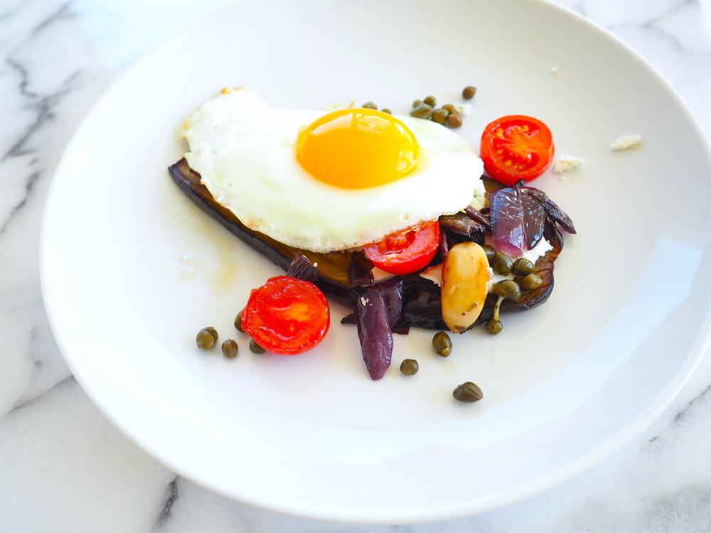 #FoodTrend: Eggplant Toast