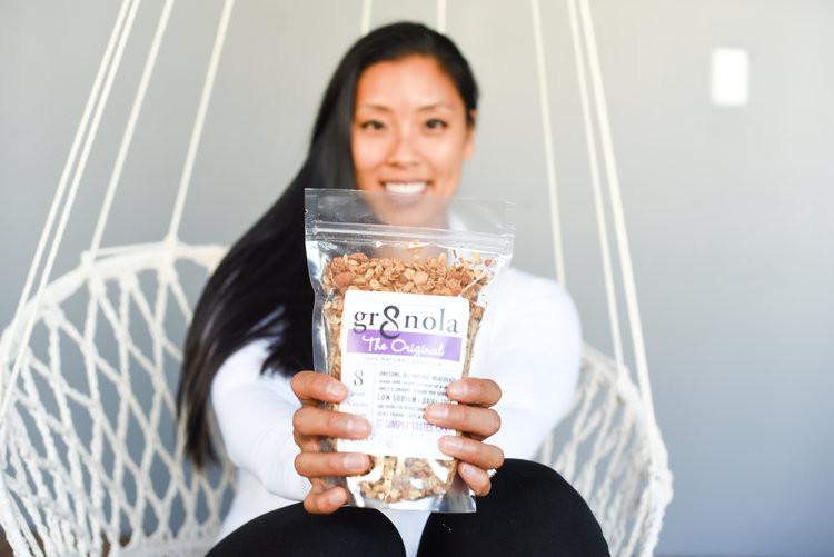 #LETSCHAT: Meet Erica Liu of @gr8nola