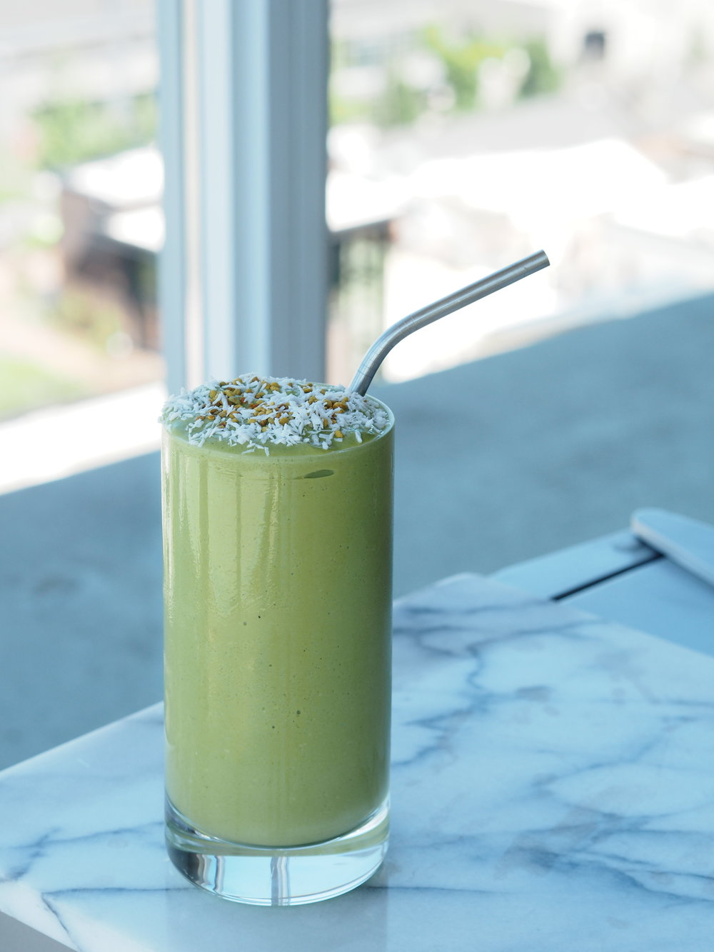 Avocado-Coconut Smoothie