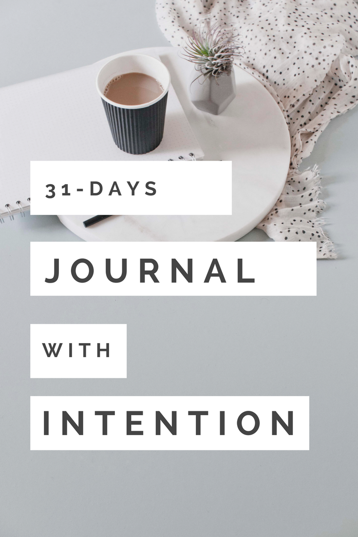 31-Day Journal With Intention .png