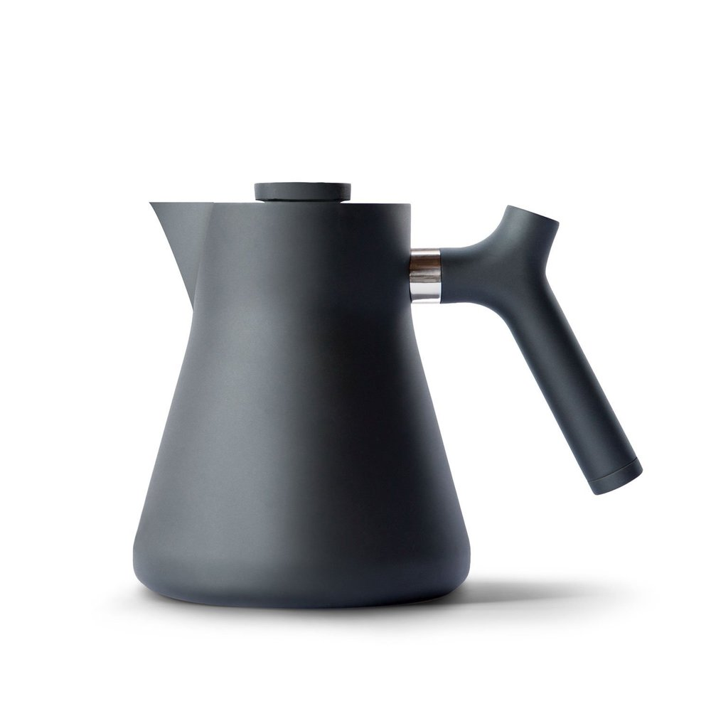 Fellow Raven Stovetop 1L Tea Kettle + Large Tea Filter