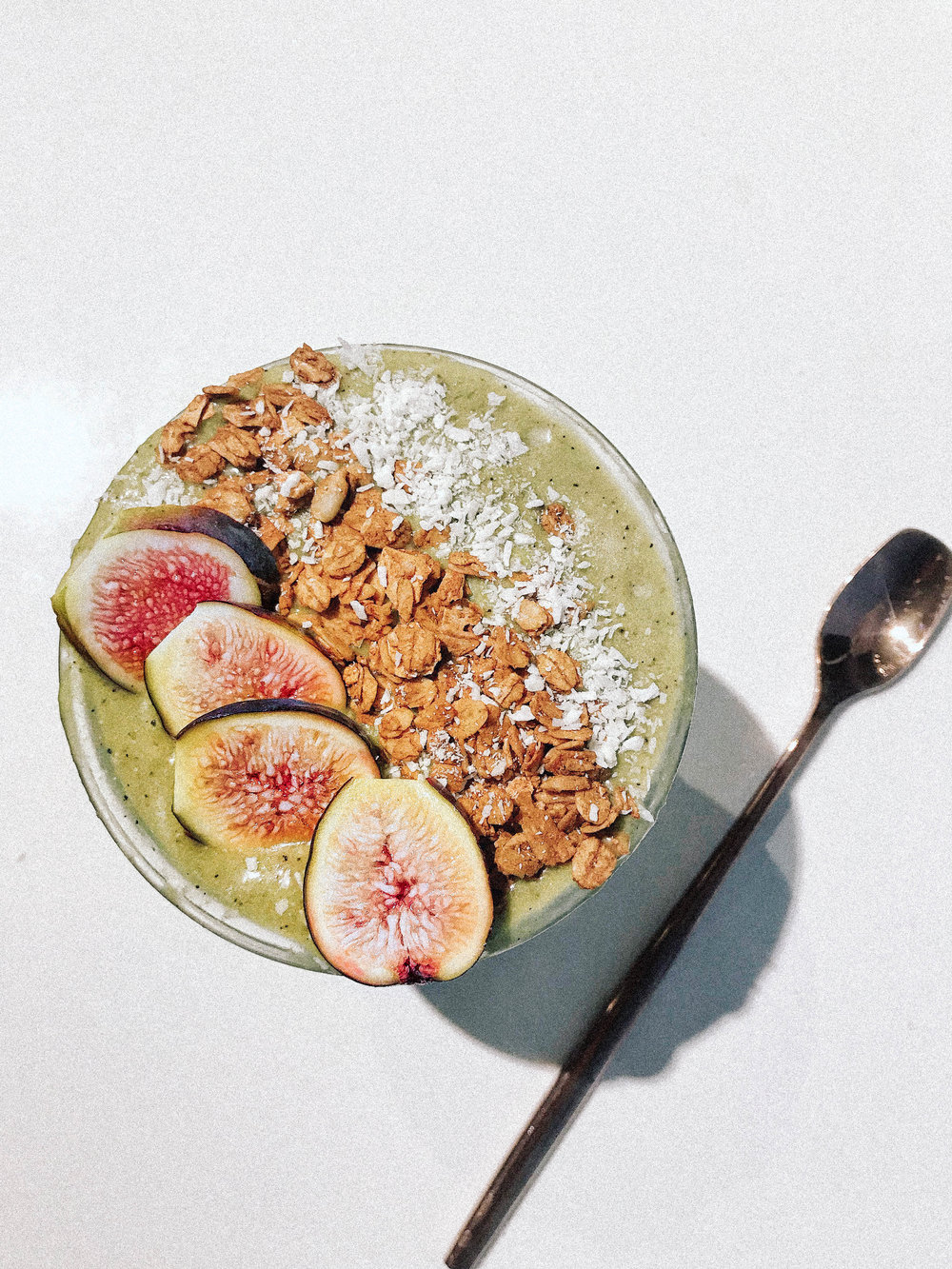 mission smoothie bowl