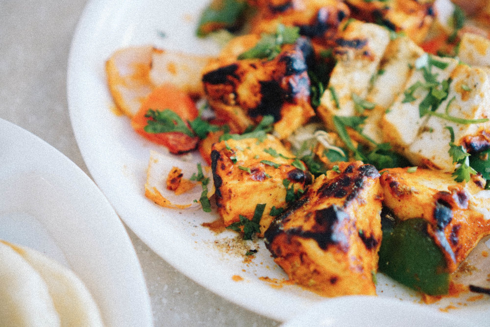 The Food Scene - Delhi has a lively food scene including award-winning restaurants, streetside stands, and comfort food.