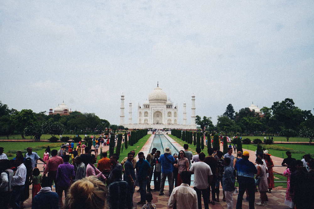 Photo Diary - Agra
