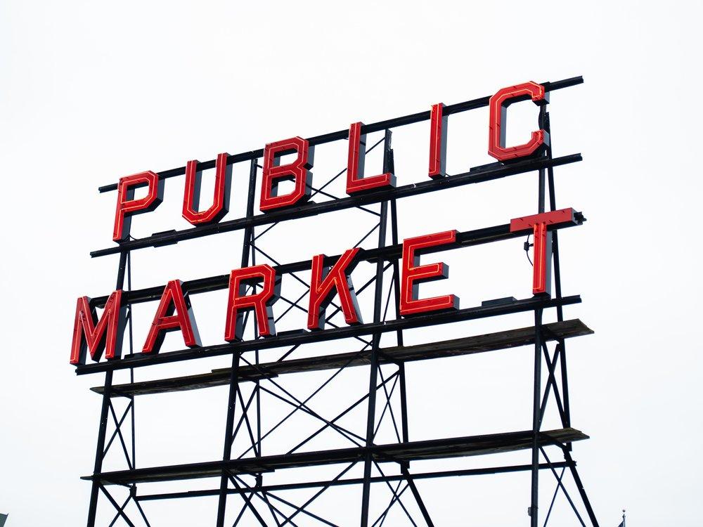 Insiders guide to seattle -public market - www.letsregale.com