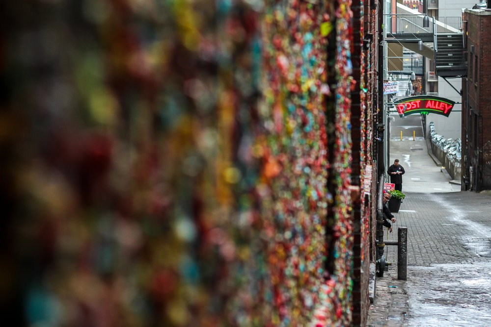 Insiders guide to seattle -gum wall - www.letsregale.com - pacific northwest travel blogger 21.jpg.jpg