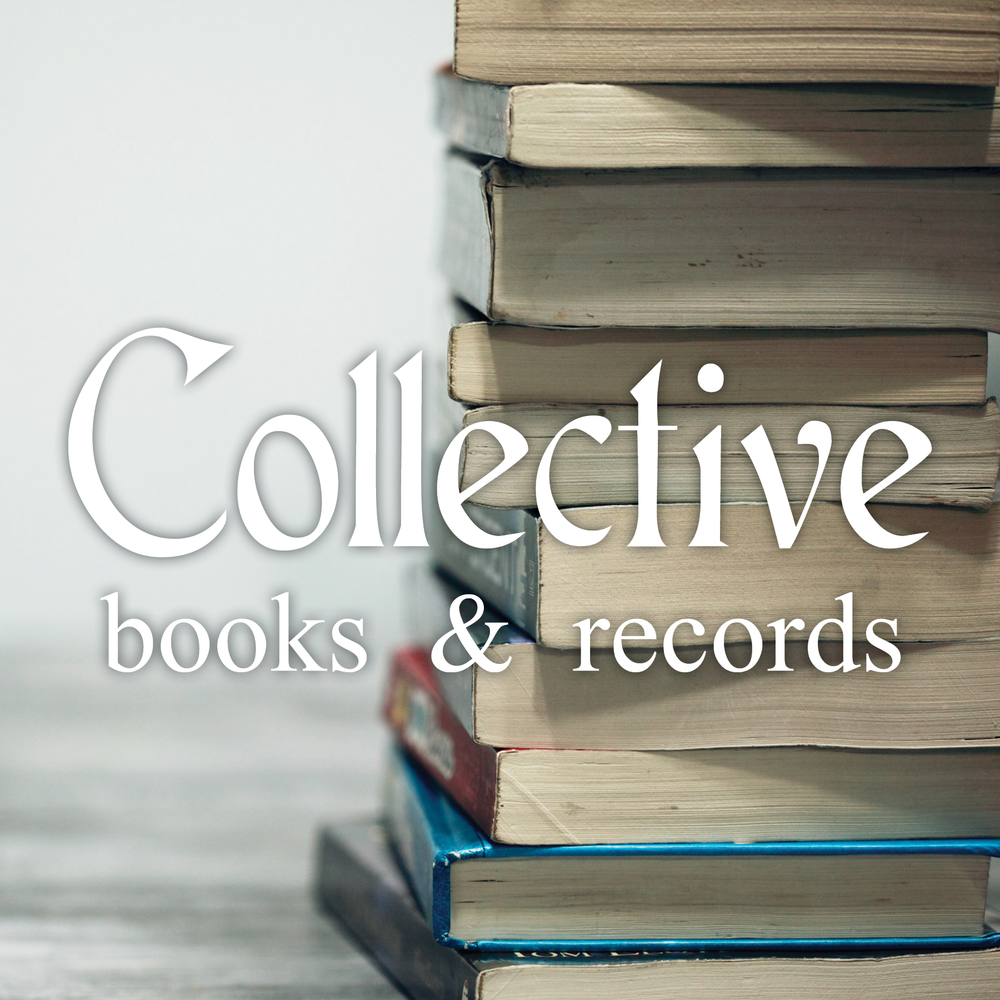 Collective Books & Records - 10 am – 8 pm | Monday-Saturday10 am – 6 pm | Sunday