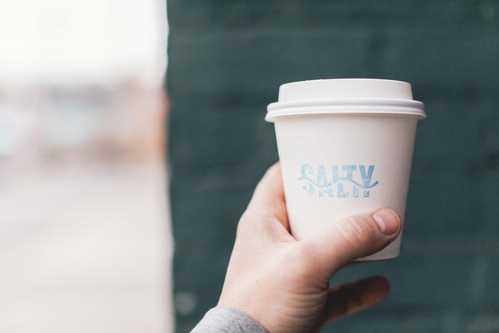 Salty Espresso - Where amazing coffee happens