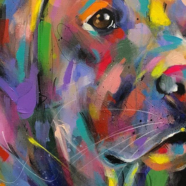 Loving labradors at the moment 😁❤️ xx . . . . . . #labrador #labradorart #labradorpainting #lab #labsofinstagram #labs #labsofinsta #labsofinstagram #labradorsofinstagram #dogpainting #dogpaintings #dogpaintingsofinstagram #dogart #dogartist #dogartists