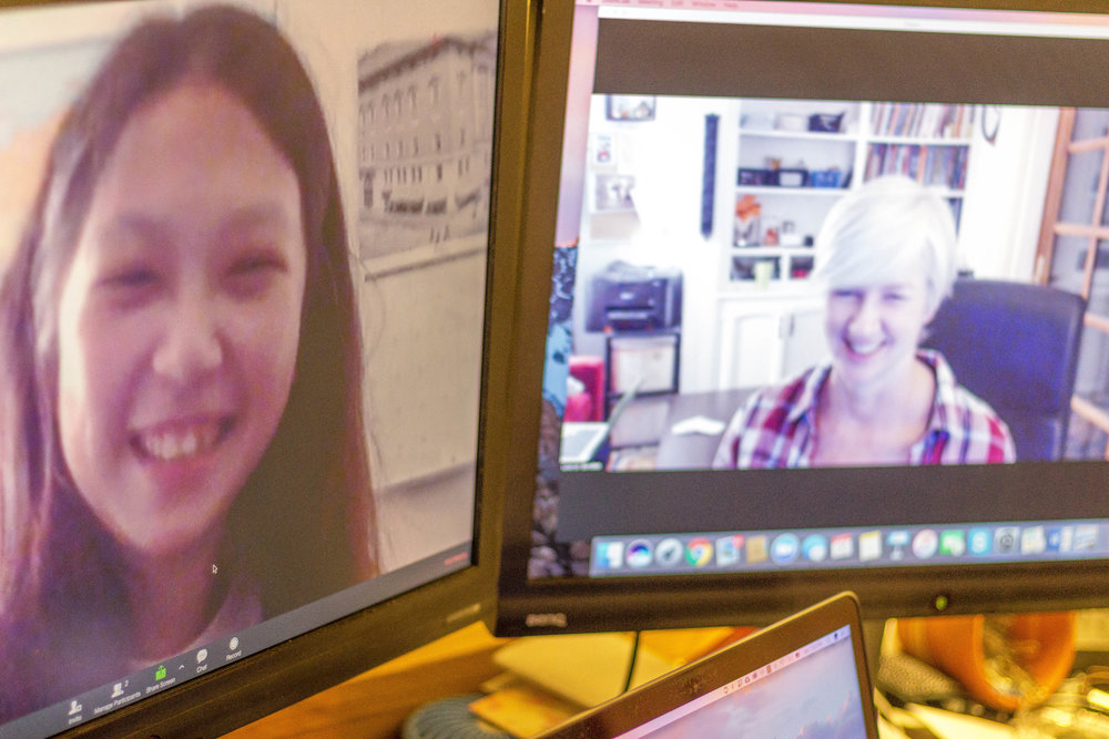 Our instructors Louise & Peggy have taught over 2000 hours of TOEFL IBT instruction since 2015.In addition, they have a combined 38 years of experience as ESL teachers. -