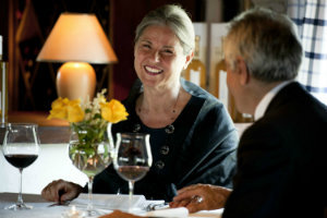 Dining out - Enjoy conversation with friends over dinner without worrying about mishearing.