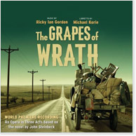 - The Grapes of WrathRicky Ian Gordon, composer & Michael Korie, librettistP.S. ClassicsRole of Noah Joad