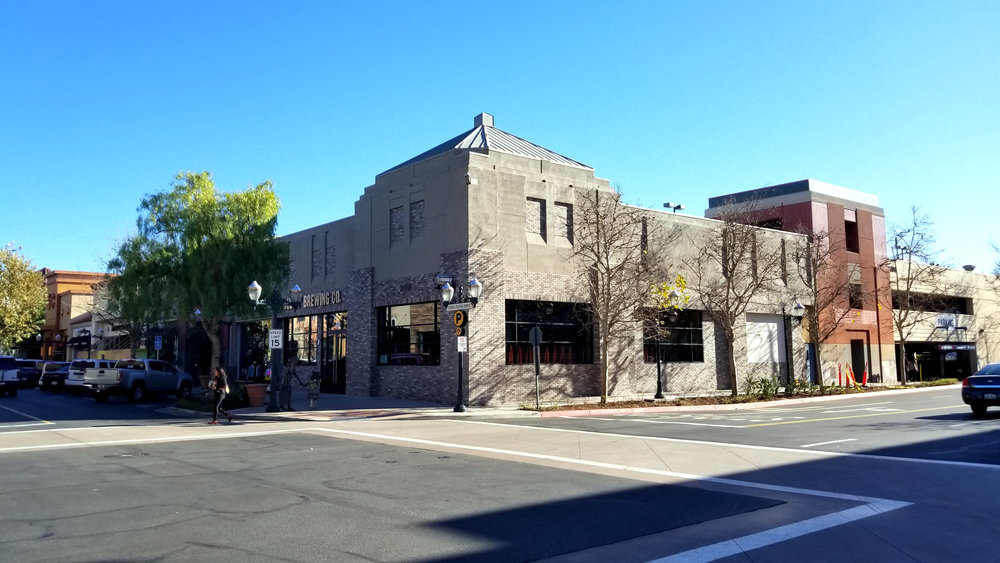 The Santa Clarita location is the fourth tasting room for The Dudes' Brewing Co.
