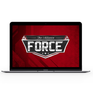 Force Logo Desktop Wallpaper