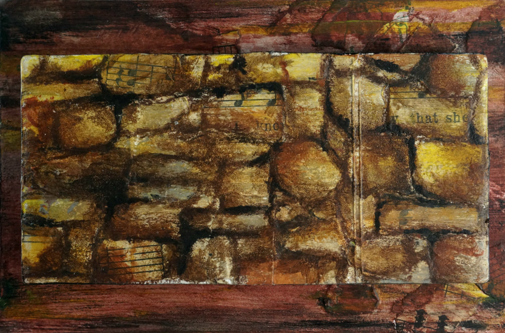 Study For A Wall #2