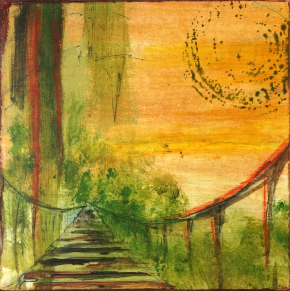 Study For A Bridge #1