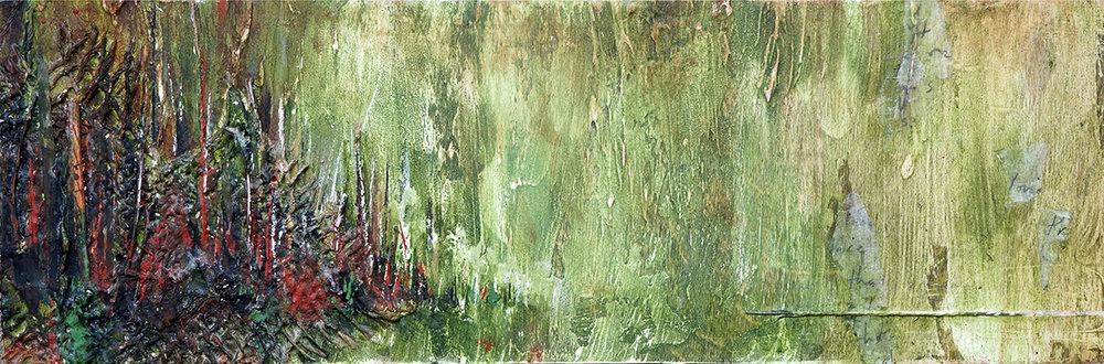 Begin - left panel