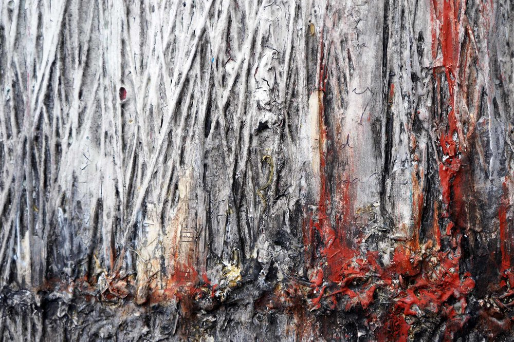 Only Ashes - detail