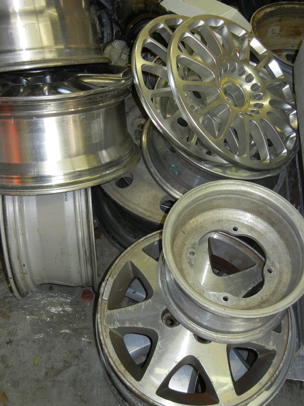 Cast Aluminum Rims