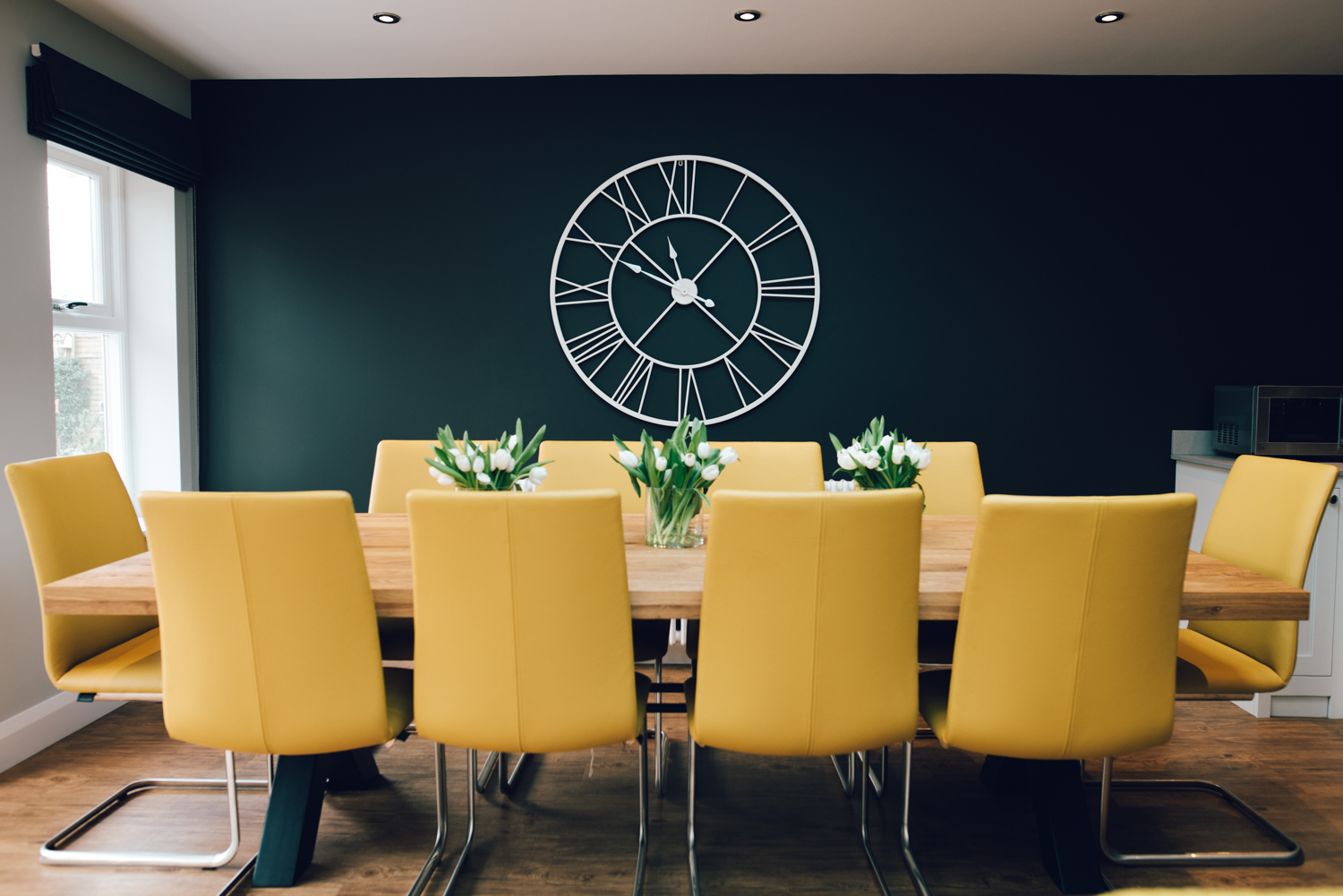 Contemporary Kitchen/Diner/Lounge - Coventry — Field & Co. Interior ...