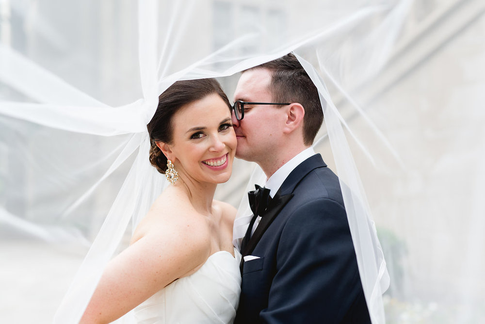 Classic Elegance - Kimpton Hotel Monaco Pittsburgh Wedding | Exhale Events
