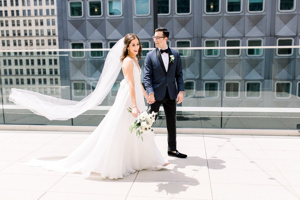 - Nicole and her team were always available, approachable, and great at accommodating any requests. I'm so thankful we had the opportunity to work with this talented team!Louisa + Mike