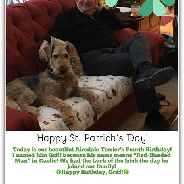 🍀🍀Happy St. Patrick's Day!  May you enjoy it with those you live! 🍀🍀